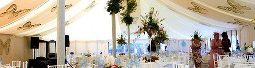 Why BSW Marquees